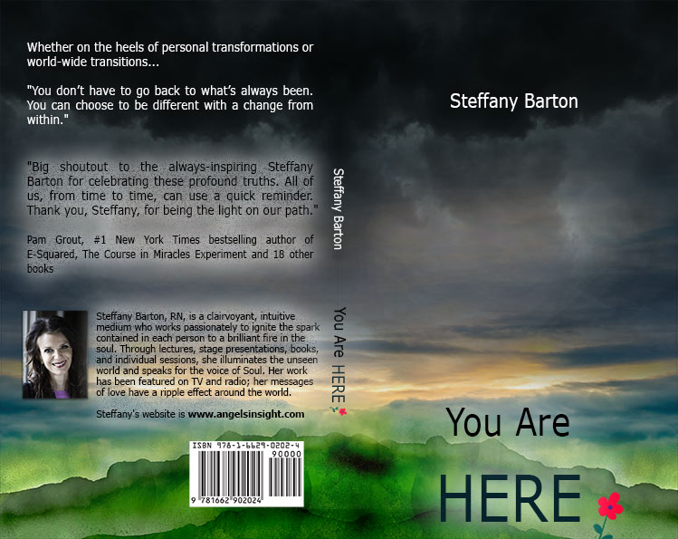 E-Book Cover Designed for Steffany Barton