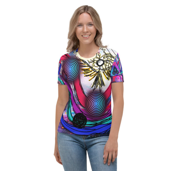 psychedelic and visionary art t shirt