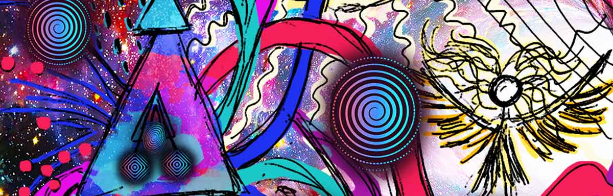 psychedelic and visionary art