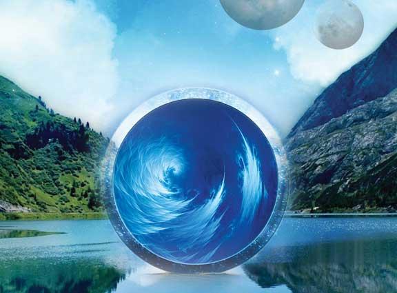 Mountain Stargate